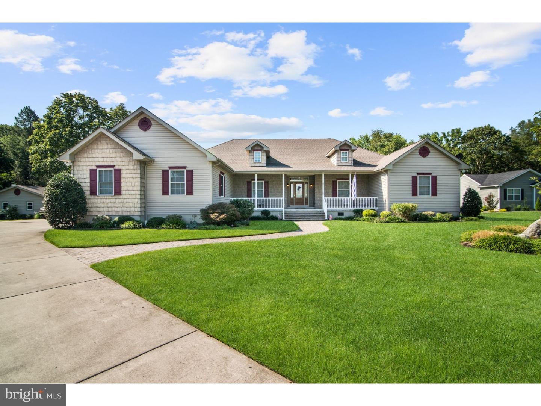 Частный односемейный дом для того Продажа на 1031 GOLDA Lane Vineland, Нью-Джерси 08361 Соединенные ШтатыВ/Около: Vineland