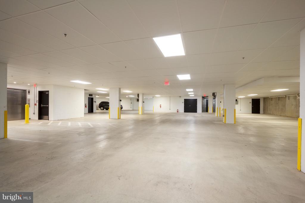 Garage Parking - 1628 11TH ST NW #108, WASHINGTON
