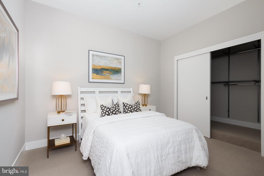 Bedroom - 1628 11TH ST NW #108, WASHINGTON