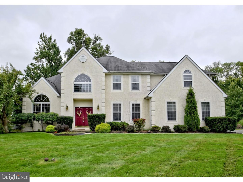 Single Family Home for Sale at 2804 OAKRIDGE Circle Eagleville, Pennsylvania 19403 United States