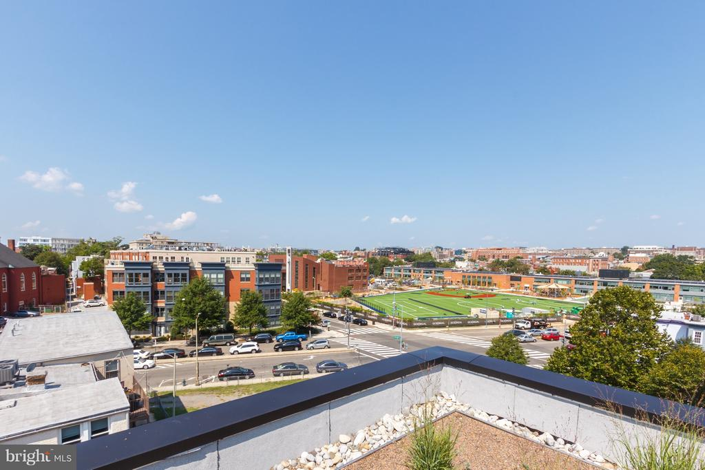 Rooftop View - 1628 11TH ST NW #103, WASHINGTON