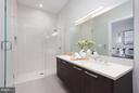 Master Bathroom - 1628 11TH ST NW #103, WASHINGTON