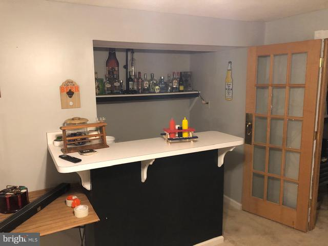 Lower Level Bar Area - 10311 COLD HARBOR DR, HAGERSTOWN
