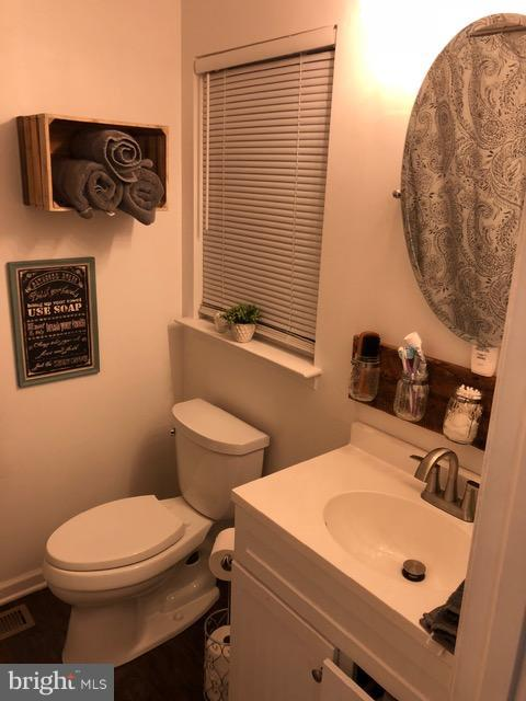 Master Bath - 10311 COLD HARBOR DR, HAGERSTOWN