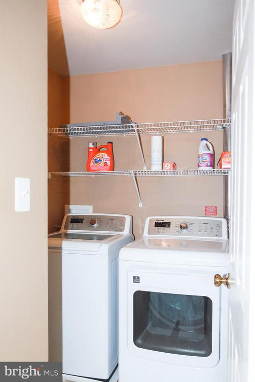 Laundry - 109 LAKE VIEW WAY NW, LEESBURG