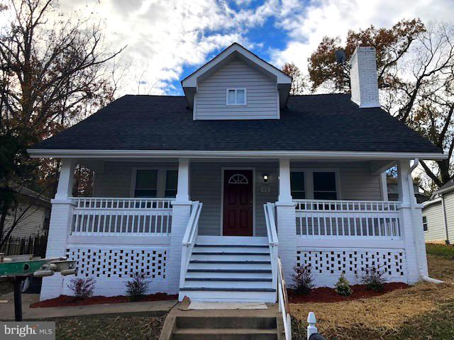Exterior Front - 22 TUNIC AVE, CAPITOL HEIGHTS