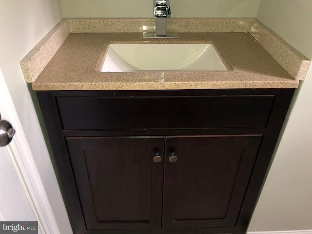 Bathroom Sink - 22 TUNIC AVE, CAPITOL HEIGHTS