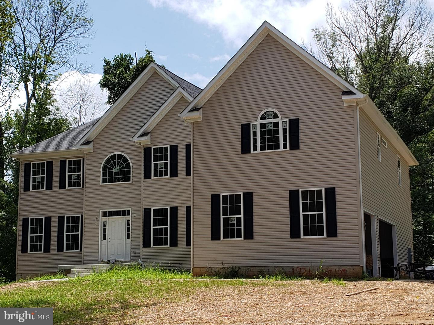 Single Family for Sale at 109 Camp Geary Ln Stafford, Virginia 22554 United States