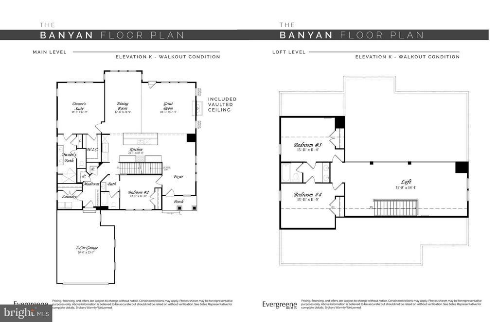 Floor Plam - 6565 BROOKS PL, FALLS CHURCH