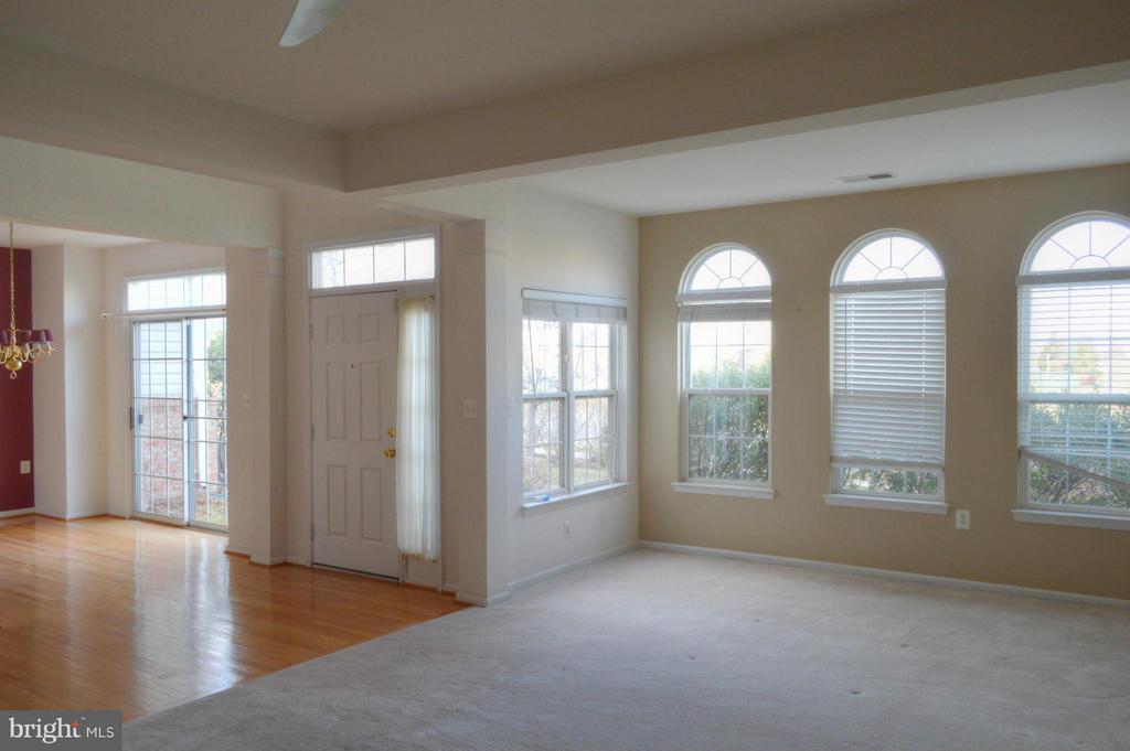 Beautiful Living Room - 20974 ALBION LN, ASHBURN