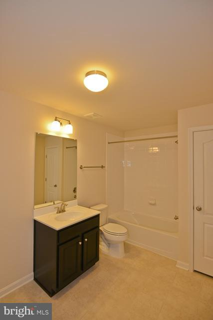Basement Bath - Photo Similar to Home Being Built - 16766 MILL STATION WAY, DUMFRIES