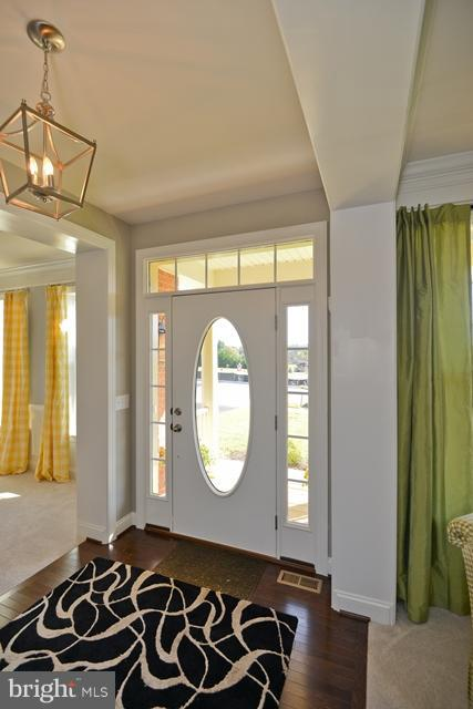 Foyer - Photo Similar to Home Being Built - 16766 MILL STATION WAY, DUMFRIES