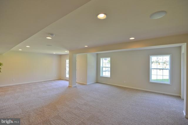 Basement - Photo Similar to Home Being Built - 16766 MILL STATION WAY, DUMFRIES