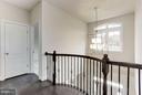 Second Floor Overlook - 9403 BETTGE LAKE CT #1-3, LORTON