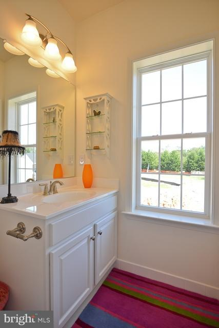 Bath - Photo Similar to Home Being Built - 12604 GREENHOUSE VIEW LN #19A1, WOODBRIDGE