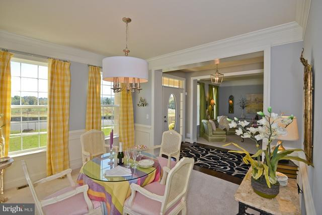 Dining Room - Photo Similar to Home Being Built - 16766 MILL STATION WAY, DUMFRIES