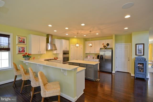 Kitchen - Photo Similar to Home Being Built - 16766 MILL STATION WAY, DUMFRIES