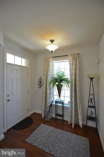 Foyer - Photo Similar to Home Being Built - 12604 GREENHOUSE VIEW LN #19A1, WOODBRIDGE
