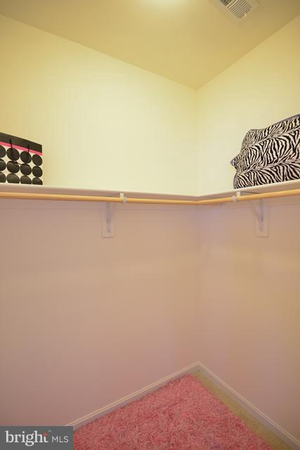 Bedroom Walk-in  - Photo Similar - 12604 GREENHOUSE VIEW LN #19A1, WOODBRIDGE