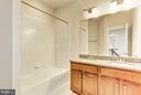 Bath - 9403 BETTGE LAKE CT #1-3, LORTON
