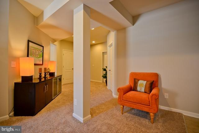 Basement - Photo Similar to Home Being Built - 12604 GREENHOUSE VIEW LN #19A1, WOODBRIDGE