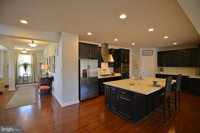 Kitchen - Photo Similar to Home Being Built - 12604 GREENHOUSE VIEW LN #19A1, WOODBRIDGE