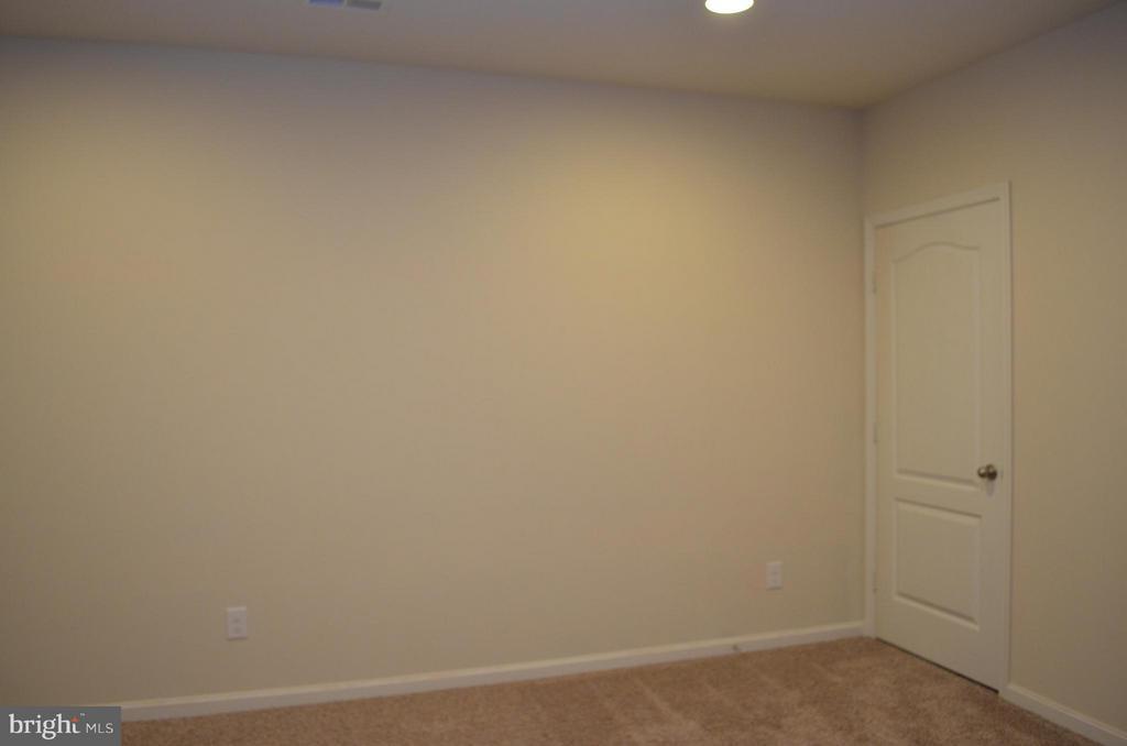 Basement Media Room - 9470 LAKE HILL FARMS DR #2-1, LORTON
