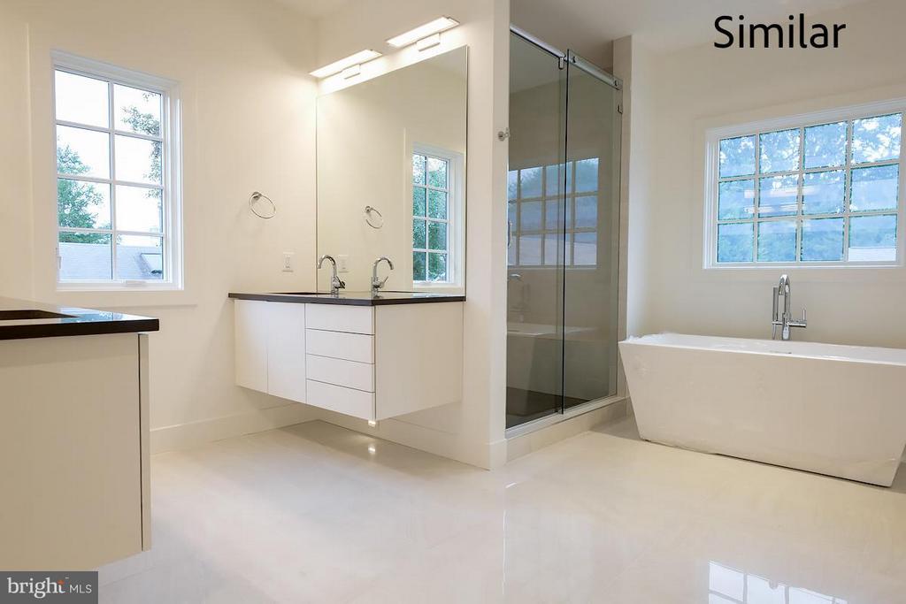 Bath (Master) - 504 KINGSLEY RD SW, VIENNA