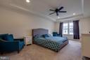 Bedroom (Master) - 15818 STOKES LN, HAYMARKET