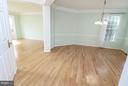 Dining Room - 25917 QUINLAN ST, CHANTILLY