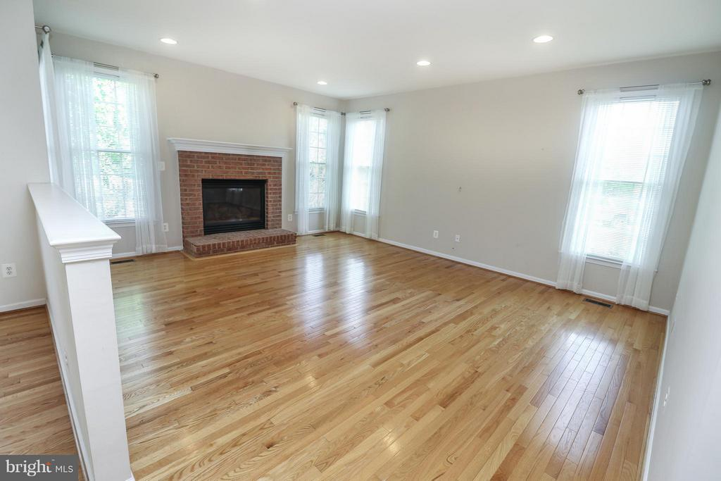 Family Room - 25917 QUINLAN ST, CHANTILLY