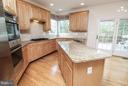 Kitchen - 25917 QUINLAN ST, CHANTILLY