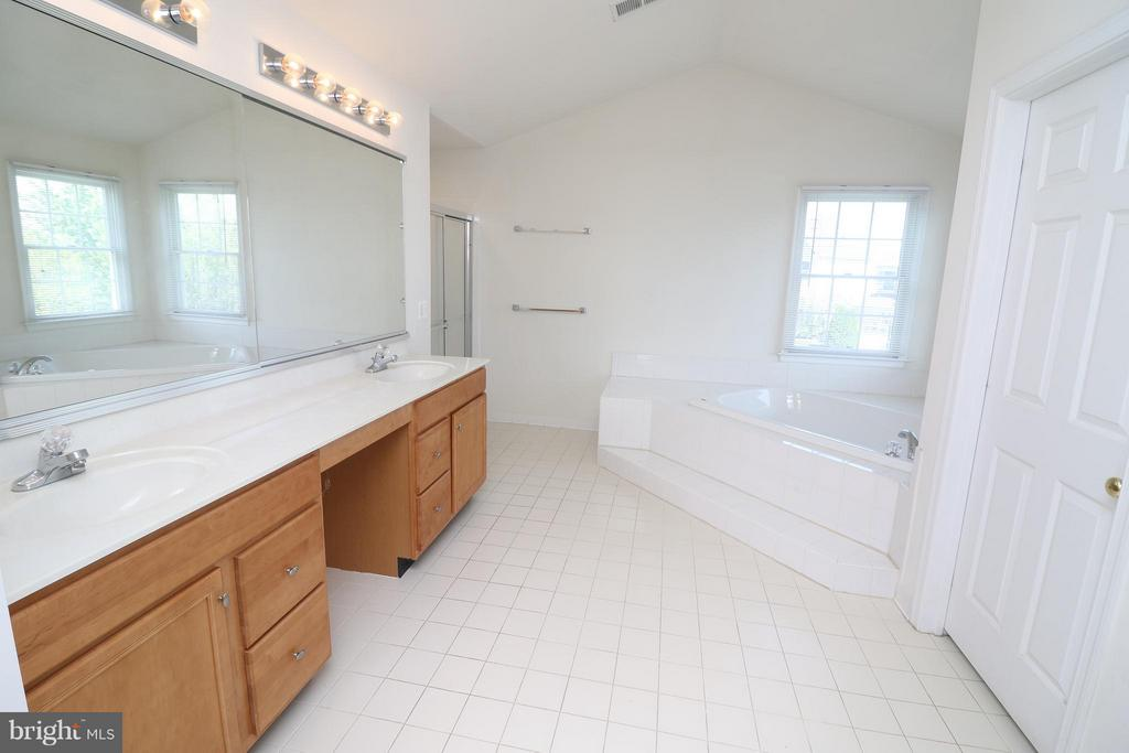 Bath (Master) - 25917 QUINLAN ST, CHANTILLY
