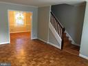 Living Room to Dining Room - 1201 BARTON ST #131, ARLINGTON