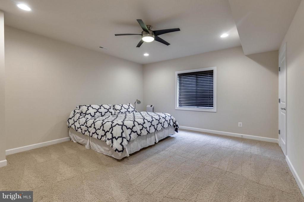 5th Bedroom in the Rec Room - 44760 MALDEN PL, ASHBURN