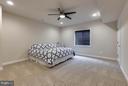 5th Bedroom in the Rec Room - 44760 MALDEN PL, ASHBURN
