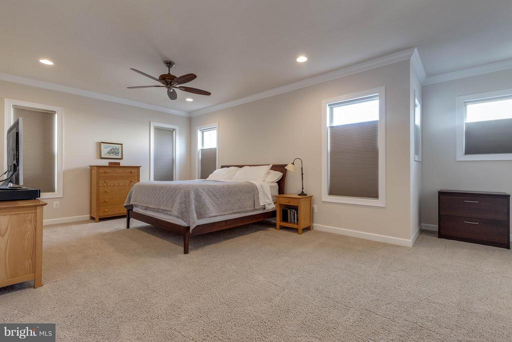 Spacious Master Bedroom - 44760 MALDEN PL, ASHBURN