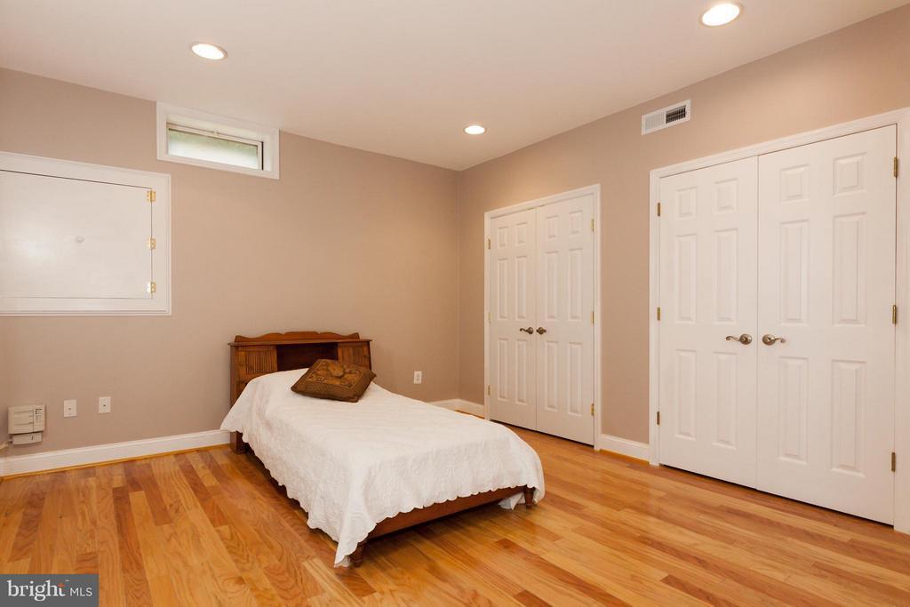 Lower has unofficial 6th bedroom/bonus room - 42308 GREEN MEADOW LN, LEESBURG