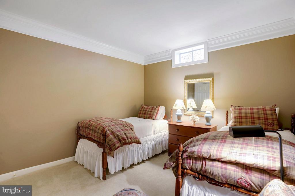 Bonus guest room - 43416 SPANISH BAY CT, LEESBURG