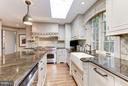 Kitchen - 4347 FOREST LN NW, WASHINGTON