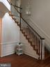 View of stairs from foyer to 2nd floor - 9098 NORTHEDGE DR NW, SPRINGFIELD