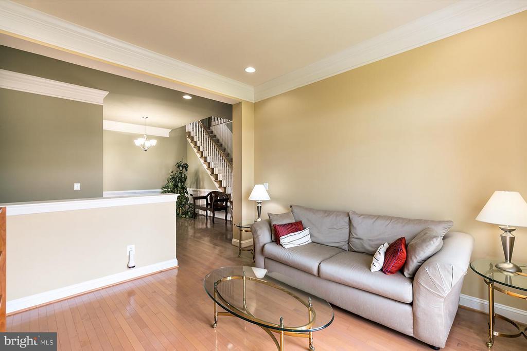 Formal Living Room - 43239 PARKERS RIDGE DR, LEESBURG