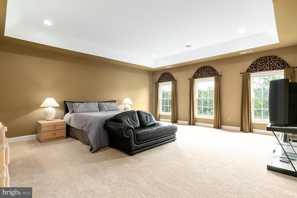 Recharge with a great nights sleep - 43239 PARKERS RIDGE DR, LEESBURG