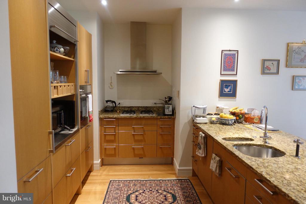 Kitchen - 3303 WATER ST NW #3C, WASHINGTON