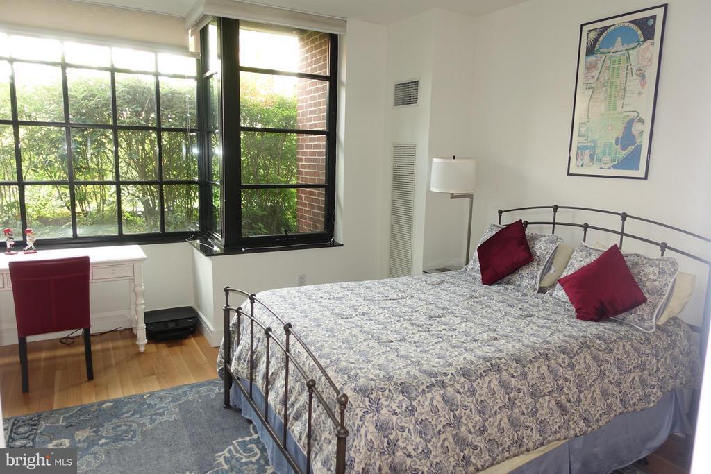 Bedroom - 3303 WATER ST NW #3C, WASHINGTON