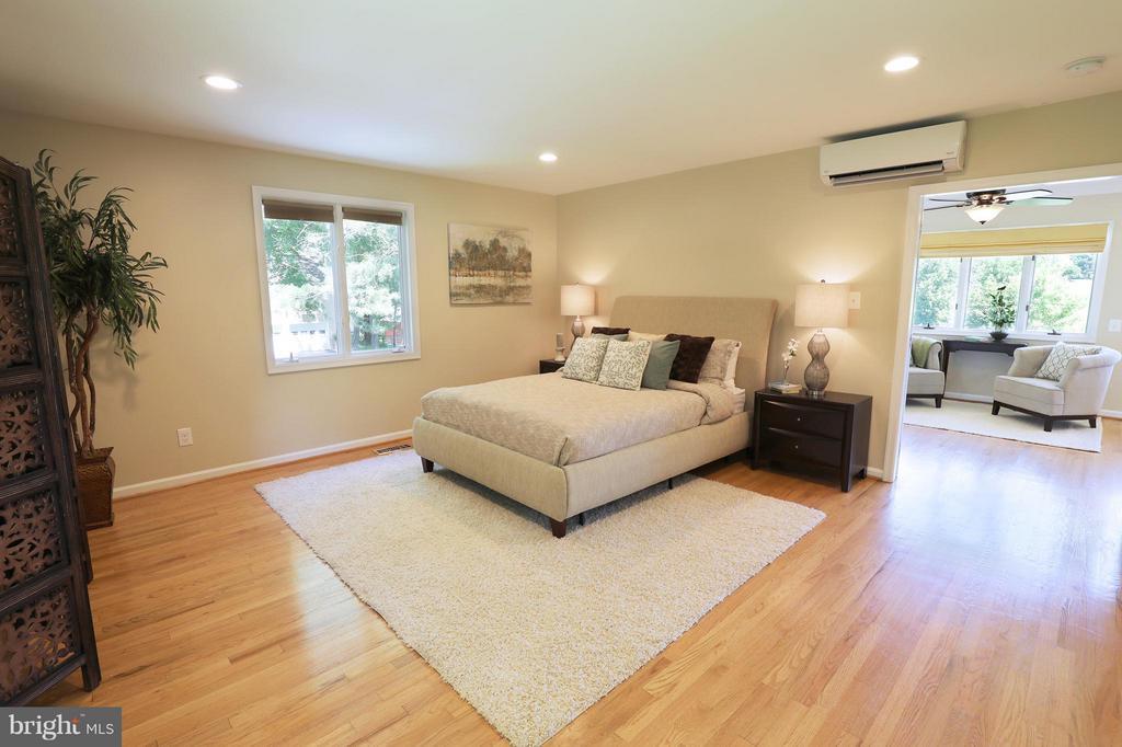 Bedroom (Master) - 13108 LAUREL GLEN RD, CLIFTON