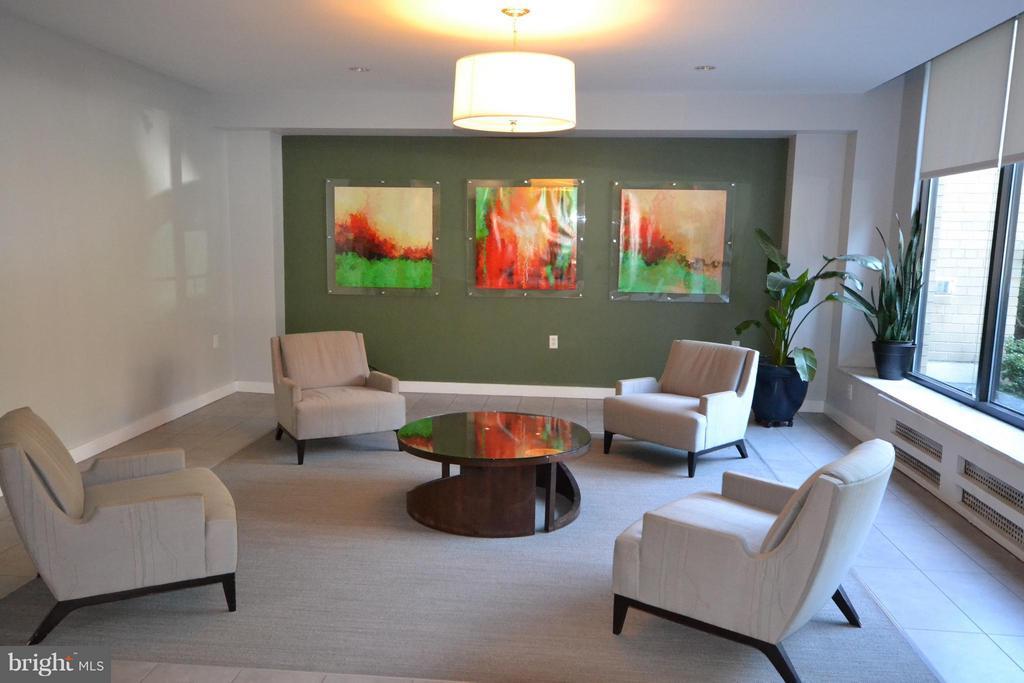 Lobby - 2030 F ST NW #201, WASHINGTON