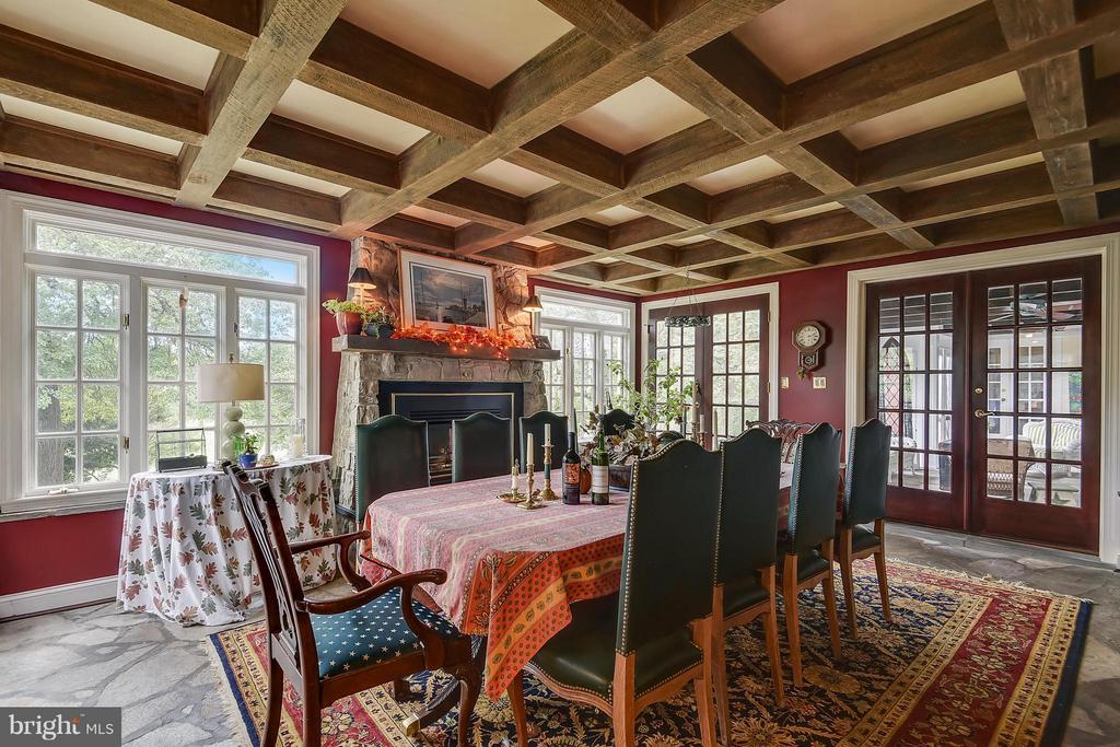 Dining Room - 4318 BRETTON RD, ROCKVILLE