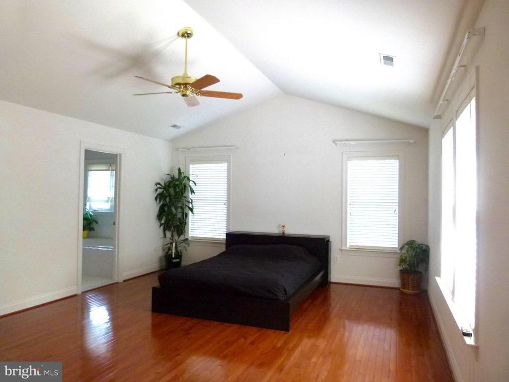 High-ceiling spacious master bedroom - 13504 CLASSIC OAKS CT, MANASSAS
