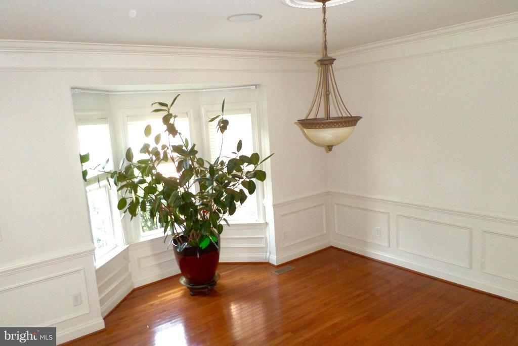 Features include chair molding all over - 13504 CLASSIC OAKS CT, MANASSAS